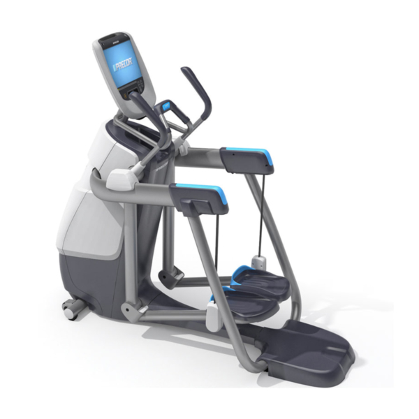 Precor-AMT-885-with-P80-Console-with-Open-Stride